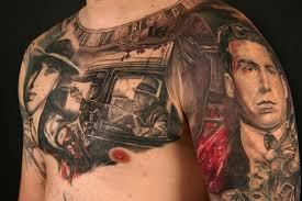 50 fantastic gangsta tattoos