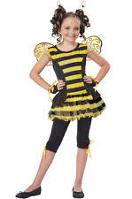 bumble bee costume ebay