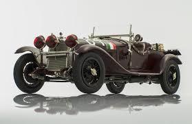 vintage alfa romeo 6c alfa romeo 6c gran sport mille miglia by cmc models racing heroes