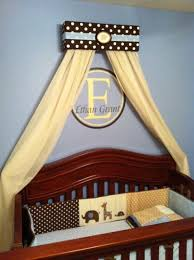 Crown Bed Canopy Prince Boy Crib Nursery Crown Bed Canopy Padded Teester