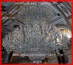 Art Glass Chandeliers Crystal Chandelier Mugal Art Glass Manufacturer Supplier