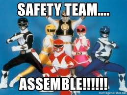 Power Rangers Meme Generator - safety team assemble mm power rangers meme generator