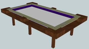 Custom Built Game Table BoardGameGeek BoardGameGeek - Board game table design