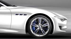 maserati alfieri black maserati alfieri concept loses its roof in new render
