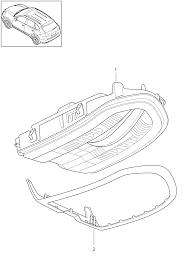 porsche cayenne 2011 2017 roof bracket workshop manual