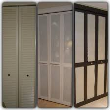 Bi Fold Doors Closet Idea For Bi Fold Doors Remove The Slats Replace With