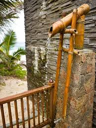 Outdoor Pool Shower Ideas - 103 best diy outdoor shower images on pinterest outdoor showers
