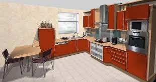 cuisine plan 3d meubles de cuisine intégrée plan de travail et conception en 3d les