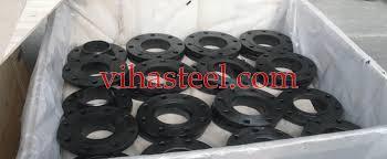 Threaded Blind Flange Carbon Steel Flanges Manufacturer In India Astm A105 Flange