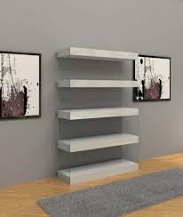 furniture home an overview of glass shelf bookcase stuffed by
