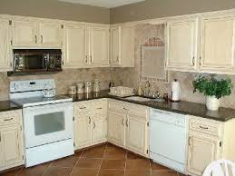 benjamin moore white dove painted cabinets with white appliances