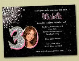 21 Birthday Invitation Cards Personalised Bling Birthday Invitations 18th 21st 30th 40th
