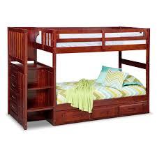 loft bunk beds american signature furniture
