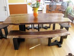 Chunky Rustic Dining Table Plank Extendable Dining Table Rustic Wooden Dining Room Tables