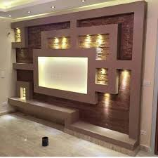 tv walls 18 best tv wall units with led lighting that you must see