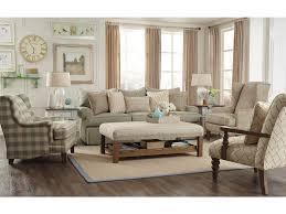 paula deen by craftmaster living room three cushion sofa p997050bd