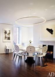 Modern Mirrors For Dining Room by Hugh Newell Jacobsen U0027s Halo Pendant Light Made By Edison Price