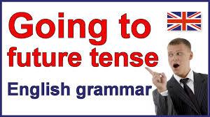 english future tense going to verb learn english grammar