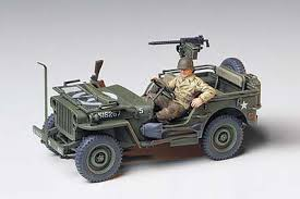 jeep model kit plastic model vehicles