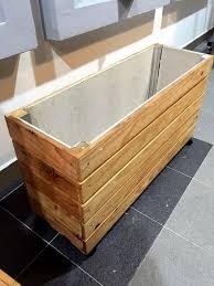 best 25 pallet planter box ideas on pinterest diy wood planters