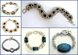 silver bracelet designs images Silver bracelets from ring by ring designs jpg