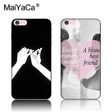 okay phone maiyaca you ll be okay best friend black soft tpu silicone