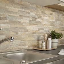 faience cuisine beige carrelage mur ocre muretto l 30 x l 60 4 cm leroy merlin