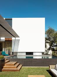 Two Storey House Two Storey House With Oversized Windows Clean Lines And Sleek