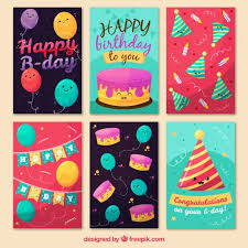 hilarious birthday cards birthday cards collection vector free