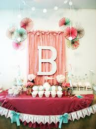 baby girl 1st birthday themes vintage chic 1st girl birthday party planning ideas decorations