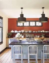 merlot accent wall kitchen jolene smith interiors
