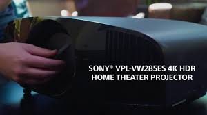 sharp home theater projector sony 4k home theater projector first look true 4k for 5k sony