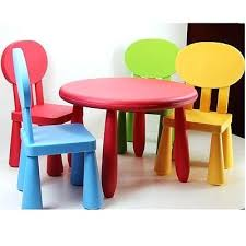 plastic play table and chairs childrens wooden table and chair set table chair set