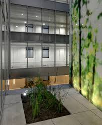 Interior Partition Wall by Glass Interior Fitting Panel For Facades For Partition Walls