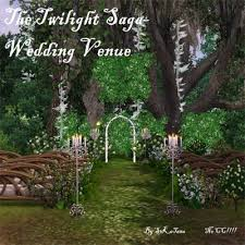 wedding arches in sims 3 twilight wedding venue by s3katana the exchange community
