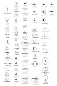 100 electrical u0026 electronic circuit symbols engineering