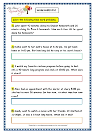 free worksheets time reading worksheets free math worksheets