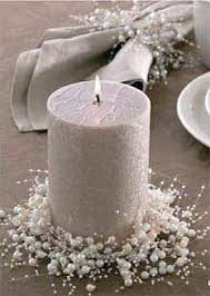 beaded candle rings beaded candle wreaths