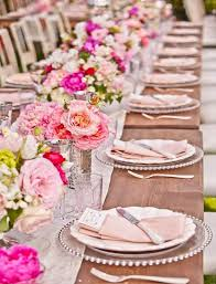 tea party bridal shower ideas inspiring grand and festive bridal shower decoration idea for a
