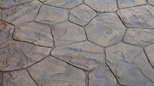 Patio Concrete Designs by Stone Texture Awesome Stamped Concrete Patio Design With Many