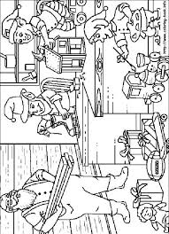69 christmas coloring images coloring