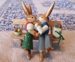 German Wooden Easter Decorations by 20 Best German Easter Images On Pinterest Easter Bunny Germany
