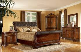North Shore Canopy King Bed by Fair Picture Of Natural Finished Basic Light Brown Oak Wood