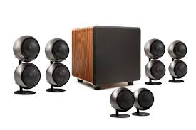 home theater surround speakers mod2 surround sound system orb audio