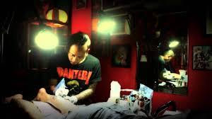 tattoo studio bandung lucky tattoo bandung youtube