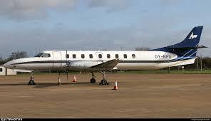 Fairchild Oy Npd Fairchild Sa227 Dc Metro 23 North Flying Mark P