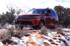 land rover discovery 4 off road 2017 land rover discovery review autoguide com news