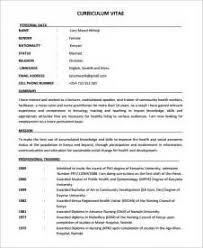 Resume Template Nz Cv Templates Free Download Nz
