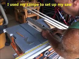 Installing T Molding For Laminate Flooring Make Your Own Transition Molding For Lamiate Flooring Youtube