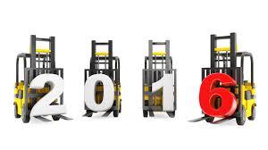 forklift manufacturers 2016
